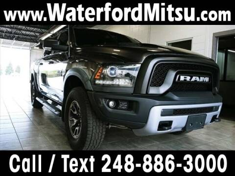2016 RAM Ram Pickup 1500 for sale at Lasco of Waterford in Waterford MI