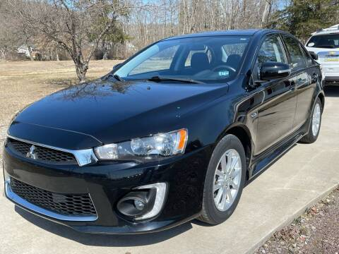 2016 Mitsubishi Lancer for sale at Baker Auto Sales in Northumberland PA