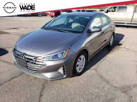 2020 Hyundai Elantra for sale at Stephen Wade Pre-Owned Supercenter in Saint George UT