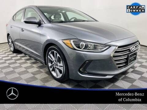 2017 Hyundai Elantra for sale at Preowned of Columbia in Columbia MO