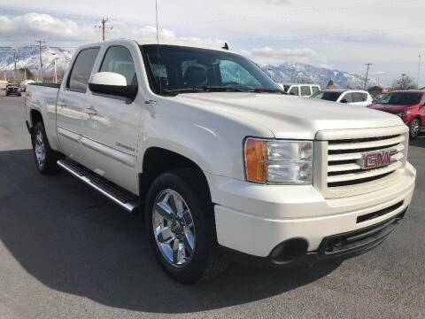 2013 GMC Sierra 1500 for sale at INVICTUS MOTOR COMPANY in West Valley City UT