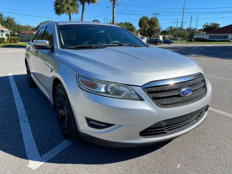 2011 Ford Taurus for sale at LUXURY AUTO MALL in Tampa FL