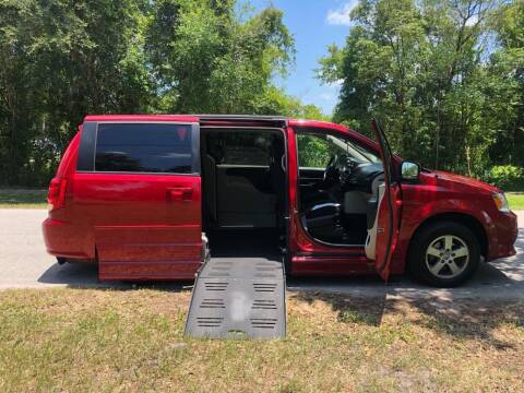 2012 Dodge Grand Caravan for sale at Diversified Auto Sales of Orlando, Inc. in Orlando FL