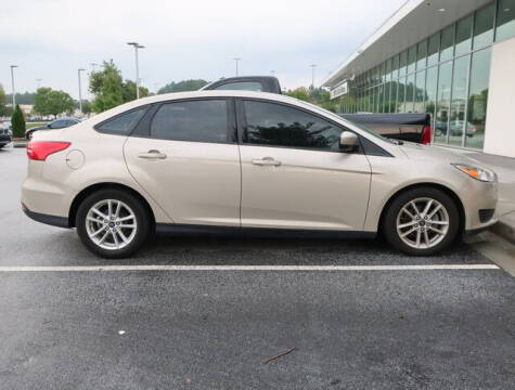 2018 Ford Focus for sale at Southern Auto Solutions - BMW of South Atlanta in Marietta GA