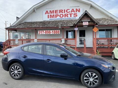 2014 Mazda MAZDA3 for sale at American Imports INC in Indianapolis IN