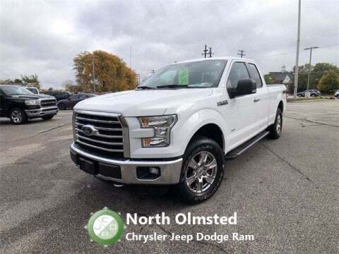 2016 Ford F-150 for sale at North Olmsted Chrysler Jeep Dodge Ram in North Olmsted OH