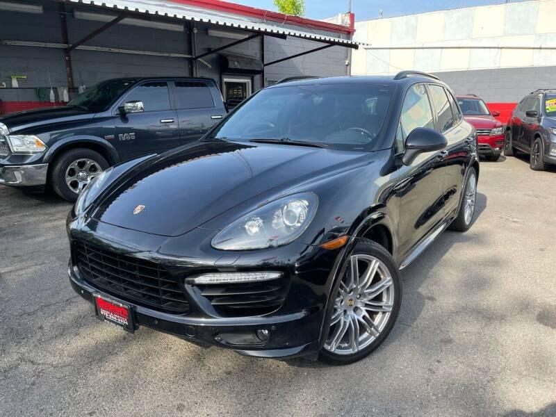 2014 Porsche Cayenne for sale at Newark Auto Sports Co. in Newark NJ