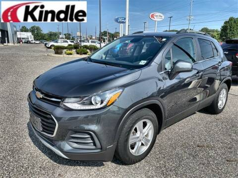2018 Chevrolet Trax for sale at Kindle Auto Plaza in Cape May Court House NJ