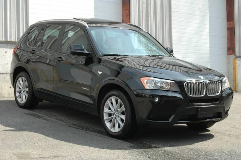 2014 BMW X3 for sale at Salem Motorsports in Salem MA