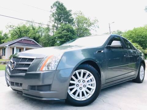 2011 Cadillac CTS for sale at E-Z Auto Finance in Marietta GA