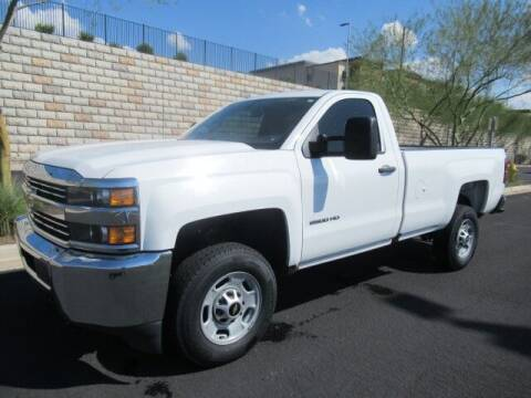 2016 Chevrolet Silverado 2500HD for sale at Curry's Cars Powered by Autohouse - Auto House Tempe in Tempe AZ