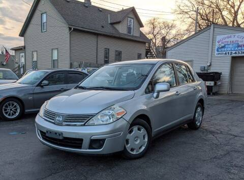 2009 Nissan Versa for sale at Budget City Auto Sales LLC in Racine WI