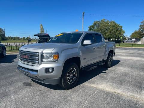 2015 GMC Canyon for sale at Bagwell Motors in Lowell AR