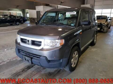 2009 Honda Element for sale at East Coast Auto Source Inc. in Bedford VA