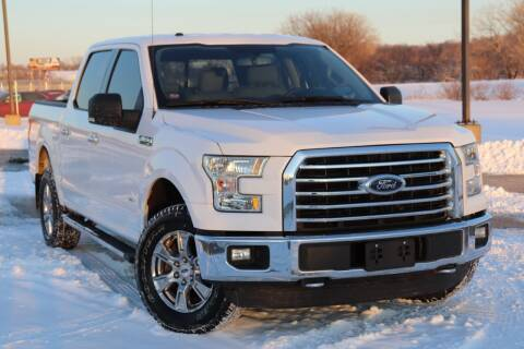 2015 Ford F-150 for sale at Big O Auto LLC in Omaha NE