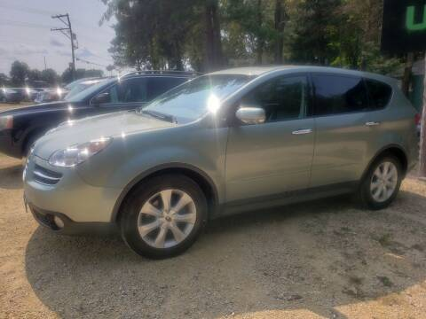 2006 Subaru B9 Tribeca for sale at Northwoods Auto & Truck Sales in Machesney Park IL