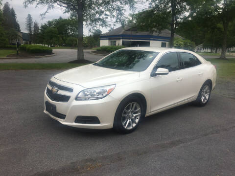 2013 Chevrolet Malibu for sale at K B Motors in Clearfield PA