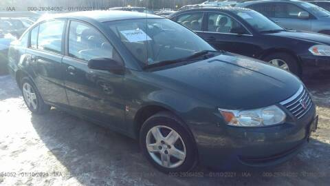 2007 Saturn Ion for sale at Route 28 Auto Sales in Canton MA