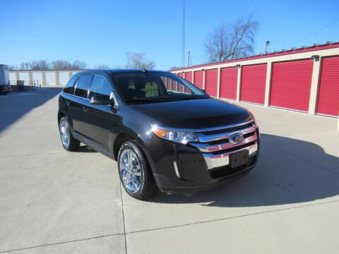 2013 Ford Edge for sale at Perfection Auto Detailing & Wheels in Bloomington IL