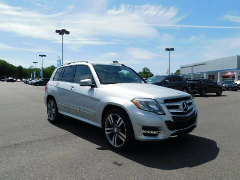 2015 Mercedes-Benz GLK for sale at Radley Cadillac in Fredericksburg VA