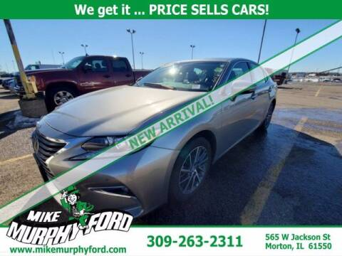 2017 Lexus ES 350 for sale at Mike Murphy Ford in Morton IL