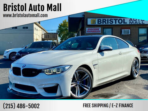 2015 BMW M4 for sale at Bristol Auto Mall in Levittown PA