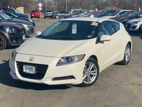 2012 Honda CR-Z for sale at JDM Auto in Fredericksburg VA