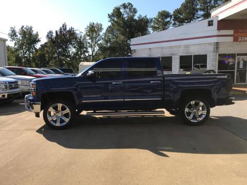 2014 Chevrolet Silverado 1500 for sale at Northwood Auto Sales in Northport AL