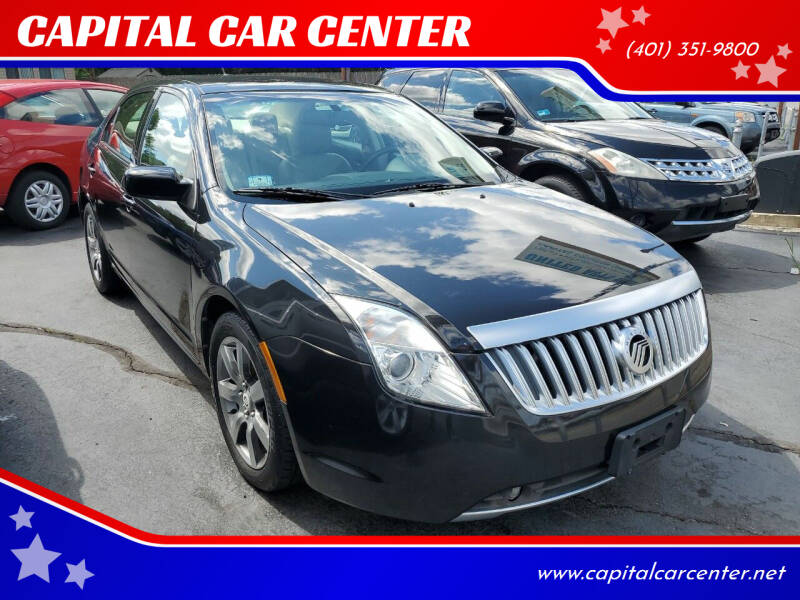 2010 Mercury Milan for sale at CAPITAL CAR CENTER in Providence RI
