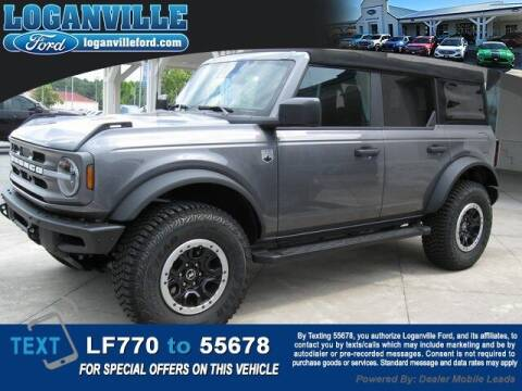 2021 Ford Bronco for sale at Loganville Quick Lane and Tire Center in Loganville GA