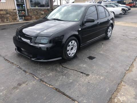 1999 Volkswagen Jetta for sale at EAGLE ROCK AUTO SALES in Eagle Rock MO