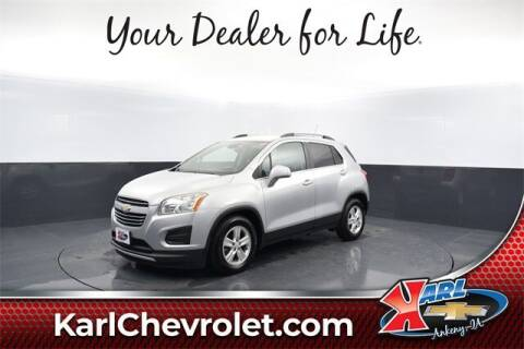 2015 Chevrolet Trax for sale at Karl Pre-Owned in Glidden IA