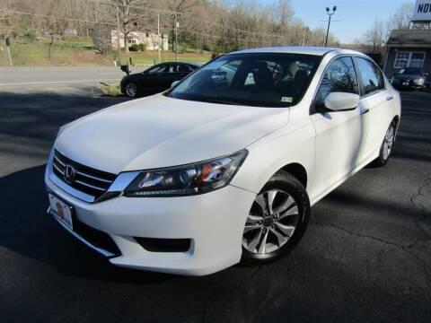 2014 Honda Accord for sale at Guarantee Automaxx in Stafford VA