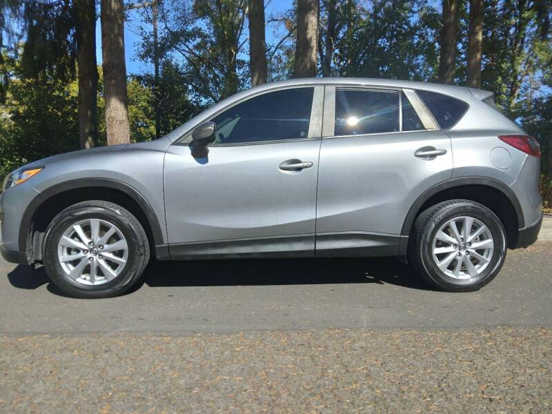 2015 Mazda CX-5 for sale at PDX Car People LLC in Milwaukie OR