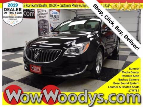 2017 Buick Regal for sale at WOODY'S AUTOMOTIVE GROUP in Chillicothe MO
