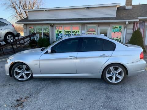2011 BMW 3 Series for sale at Revolution Motors LLC in Wentzville MO