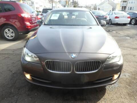 2013 BMW 5 Series for sale at Wheels and Deals in Springfield MA