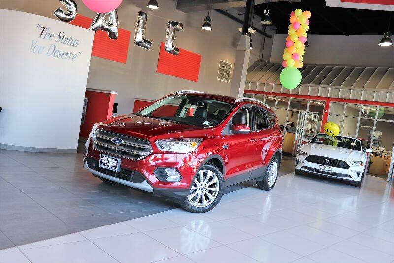 2017 Ford Escape for sale at Quality Auto Center of Springfield in Springfield NJ