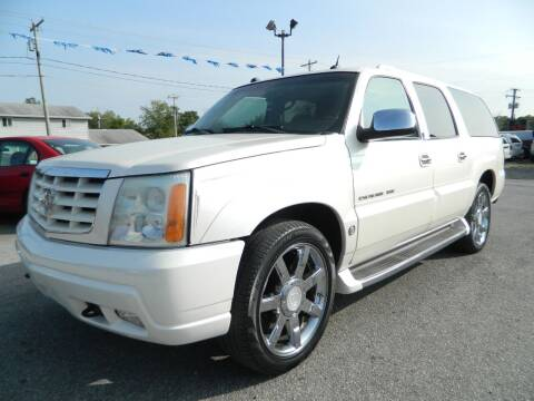 2004 Cadillac Escalade ESV for sale at Auto House Of Fort Wayne in Fort Wayne IN