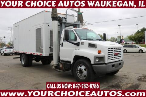 2003 GMC W6500 for sale at Your Choice Autos - Waukegan in Waukegan IL