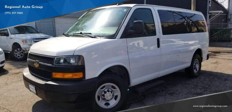 2018 Chevrolet Express Passenger for sale in Chicago, IL