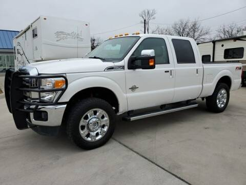 2015 Ford F-250 Super Duty for sale at Kell Auto Sales, Inc - Grace Street in Wichita Falls TX