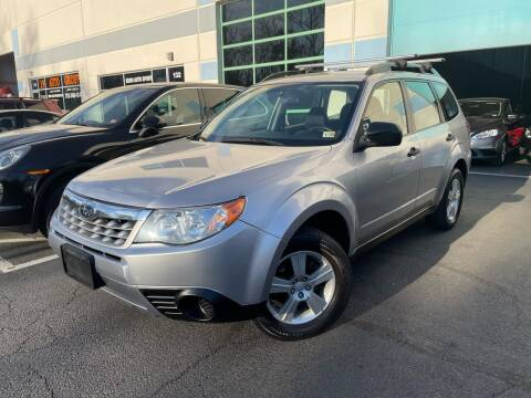 2012 Subaru Forester for sale at Best Auto Group in Chantilly VA