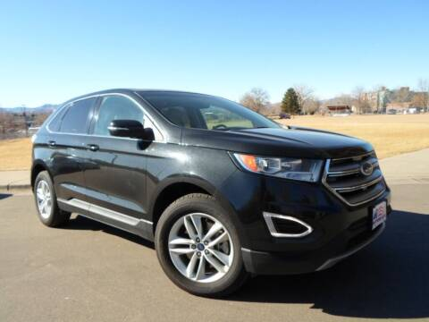 2015 Ford Edge for sale at Nations Auto in Lakewood CO