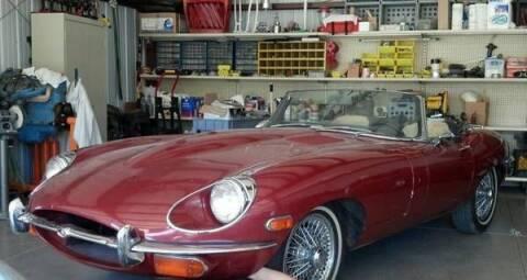 1969 Jaguar XKE for sale at Haggle Me Classics in Hobart IN