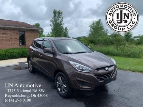 2014 Hyundai Tucson for sale at IJN Automotive Group LLC in Reynoldsburg OH