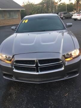 2014 Dodge Charger for sale at Bel Air Motors in Mobile AL