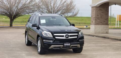 2014 Mercedes-Benz GL-Class for sale at America's Auto Financial in Houston TX
