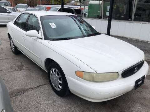 2004 Buick Century for sale at Sonny Gerber Auto Sales in Omaha NE