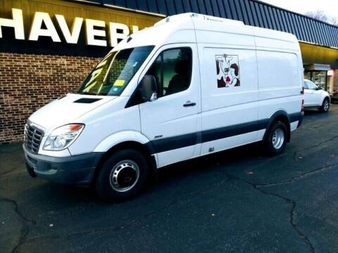 2011 Freightliner Sprinter Cargo for sale at 125 Auto Finance in Haverhill MA